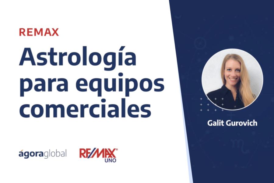 Astrología para equipos comerciales – Remax