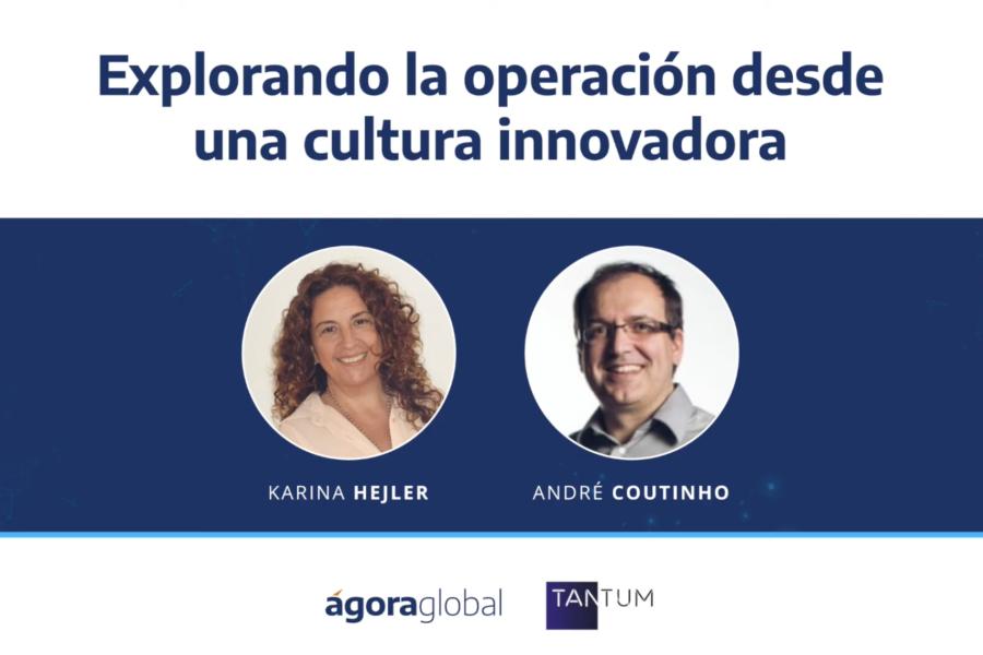 Explorando la operación desde una cultura innovadora