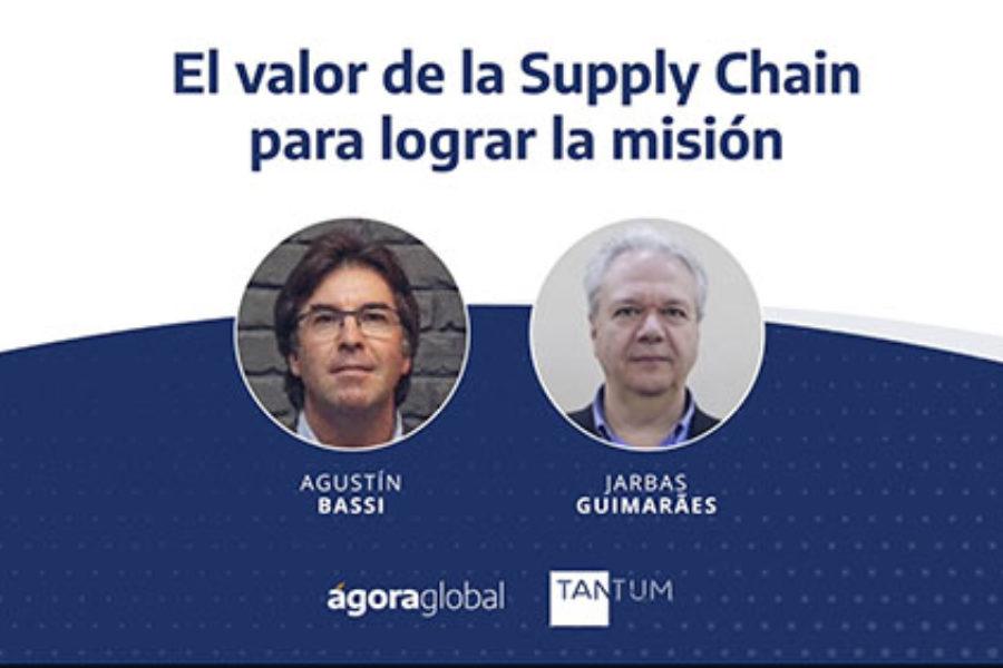 El valor de la Supply Chain para lograr la misión